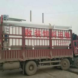 20吨散装饲料专用车罐体材质 10吨饲料装载罐限量清仓