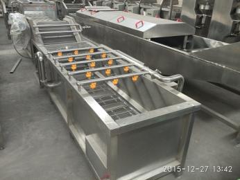 冠通機械 蔬菜清洗機
