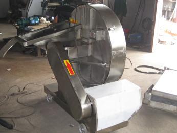 冠通機械 刨肉機