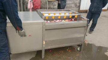 冠通机械 毛辊清洗机