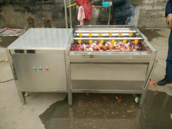 冠通 1000型豬蹄豬頭清洗機