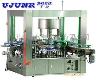 OPP熱熔膠大圓瓶貼標機(OPP熱熔膠貼標機)
