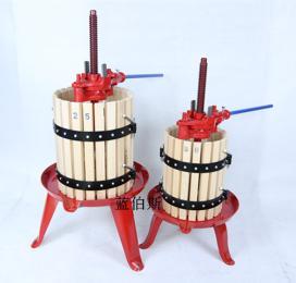 手动橡木榨汁机