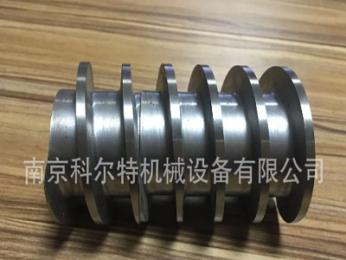 6542料擠出機配件螺紋元件,擠出機螺套,擠出機螺紋套/南京科爾特