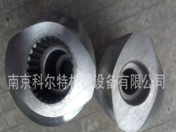 6542料双螺杆挤出机螺纹套,单螺杆螺套,膨化机螺杆螺套/南京科尔特