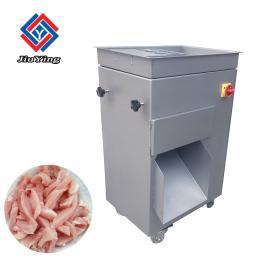 ZYR-10B切肉机价格 鲜肉熟肉切丝切片机 火锅店切肉机商用切肉机多少钱