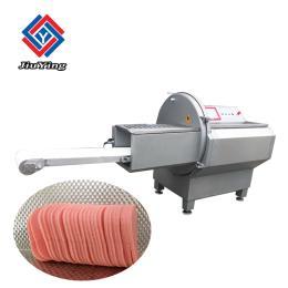 ZY-25K全自动大型砍排机 牛排培根冷鲜冻肉排骨机 切片机