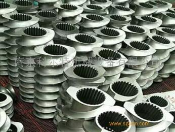 6542料積木式螺套,膨化機螺套/南京科爾特