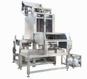 荧光增白剂全自动包装机