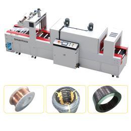 袖口式(焊丝圆型\线轴类)封切收缩包装机