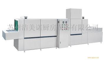 苏州厂家直销工程配套大型洗碗机 酒店食堂商用洗涤烘干一体机