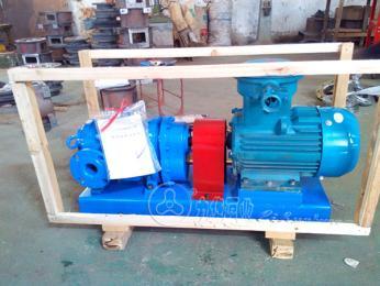 力華車載泵-自吸式化糞池處理泵