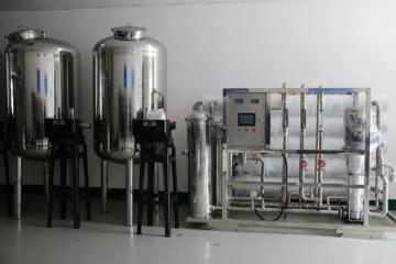 张家港纯水设备/水果罐头加工用纯水设备