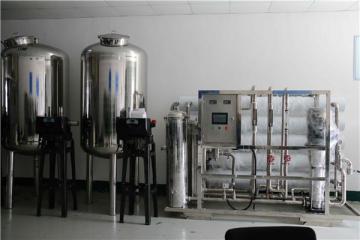 张家港水处理设备/饼干加工用反渗透纯水设备