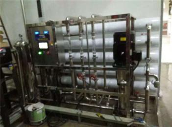张家港饮料加工用水设备/饮料生产用纯水设备