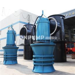 高压混流泵