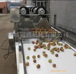 冠通专业定制风干机流水线豆干除水机大枣沥水机