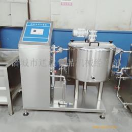 鲜奶巴氏杀菌机 小型鲜奶加工设备