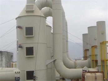 張北工業廢氣凈化塔阻力小凈化率高
