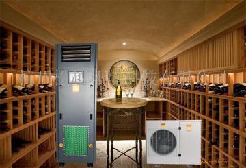 立柜式酒窖恒温恒湿空调设备除湿机