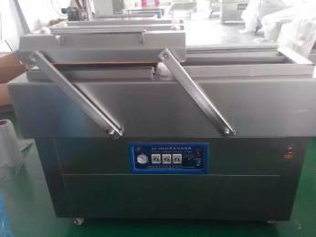 800/2S全自动摆盖式真空包装机