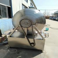 牛肉干全套加工设备 全自动滚揉机烘干机