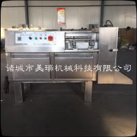 一次成型冻肉切丁机,食品厂用切丁机价格