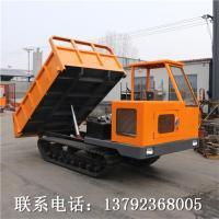 佳鹏机械专业生产JP-2型农用履带运输车 工地履带拉土车