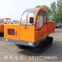 现货供应JP-8型柴油大马力履带运输车 工地渣土运输车