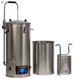 全麦芽酿造机(家用啤酒酿造机)