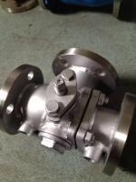 厂家供应BQ45F-16P保温三通球阀