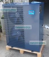 空气源热泵机组 超低温冷暖机 水处理恒温设备