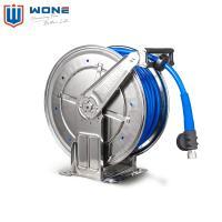 卷管器 不锈钢自动卷管器 泡沫清洗机配套 盘管器 软管卷盘