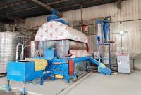 啤酒厂废酵母烘干处理流程 酵母烘干饲料加工设备