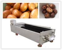 毛刷去皮清洗机 9辊清洗机 土豆莲藕去皮清洗机