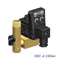 JORC电?#20248;?#27700;阀空压机电子自动排水器排水阀MIC-A