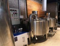 选择鲜酿啤酒设备