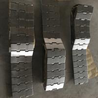 饮料输送线平顶链板,塑料链板生产厂家
