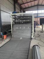 油炸食品输送机 麻花带鱼鸡柳不锈钢网带输送机生产厂家
