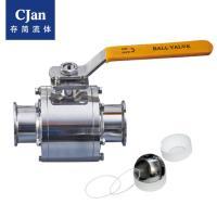 CJan高纯度不锈钢球阀 适用于半导体和锂电池行业 BVHS