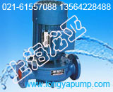 供應ISG25-160irg型熱水型管道泵