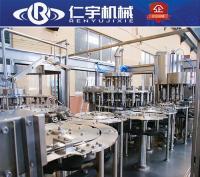 全自动液体灌装生产线 果汁饮料灌装机生产线