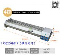 上海黑金刚电烧烤炉厂家 全国联保洁润环保
