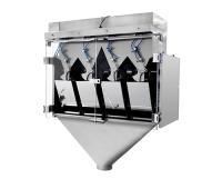 新款食品级精细颗粒小计量称重包装设备高精度智能定量线性称重机械 小计量自动包装机