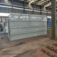 平頂山鑄造廠混砂機除塵器設備安裝調試工作