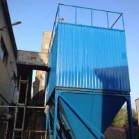 濮陽鑄造廠砂處理氣箱脈沖布袋除塵器的優點