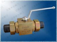 Q21N-320P高壓焊接球閥