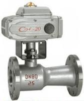 QJ641M气动一体式高温球阀