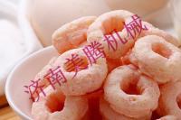 新品推荐青稞谷物圈加工机器膨化杂粮代餐圈生产设备