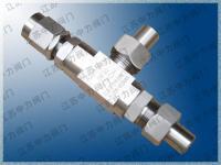 32MPa弹簧微启式高压安全阀